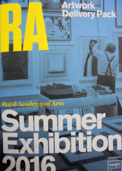 Shortlisted for the Royal Academy of Arts, London